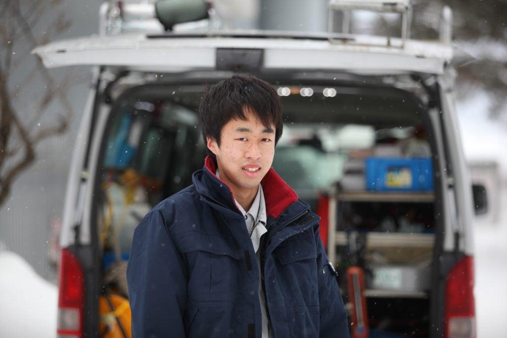 「この街に戻ってきて良かった。たぶんもう離れることはないですね」と富良野への思いを語ってくれた香川さん